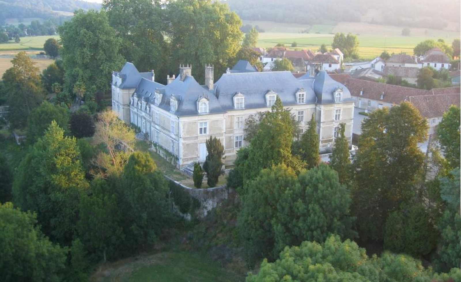 château d'Audaux - Ets Ste-  Bernadette