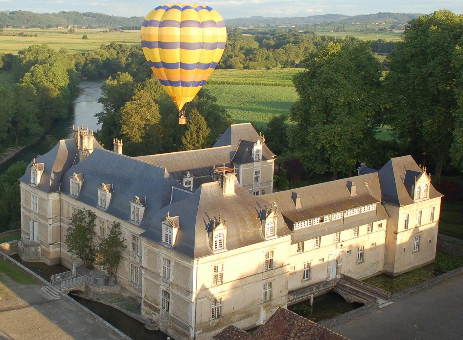 château d'Audaux