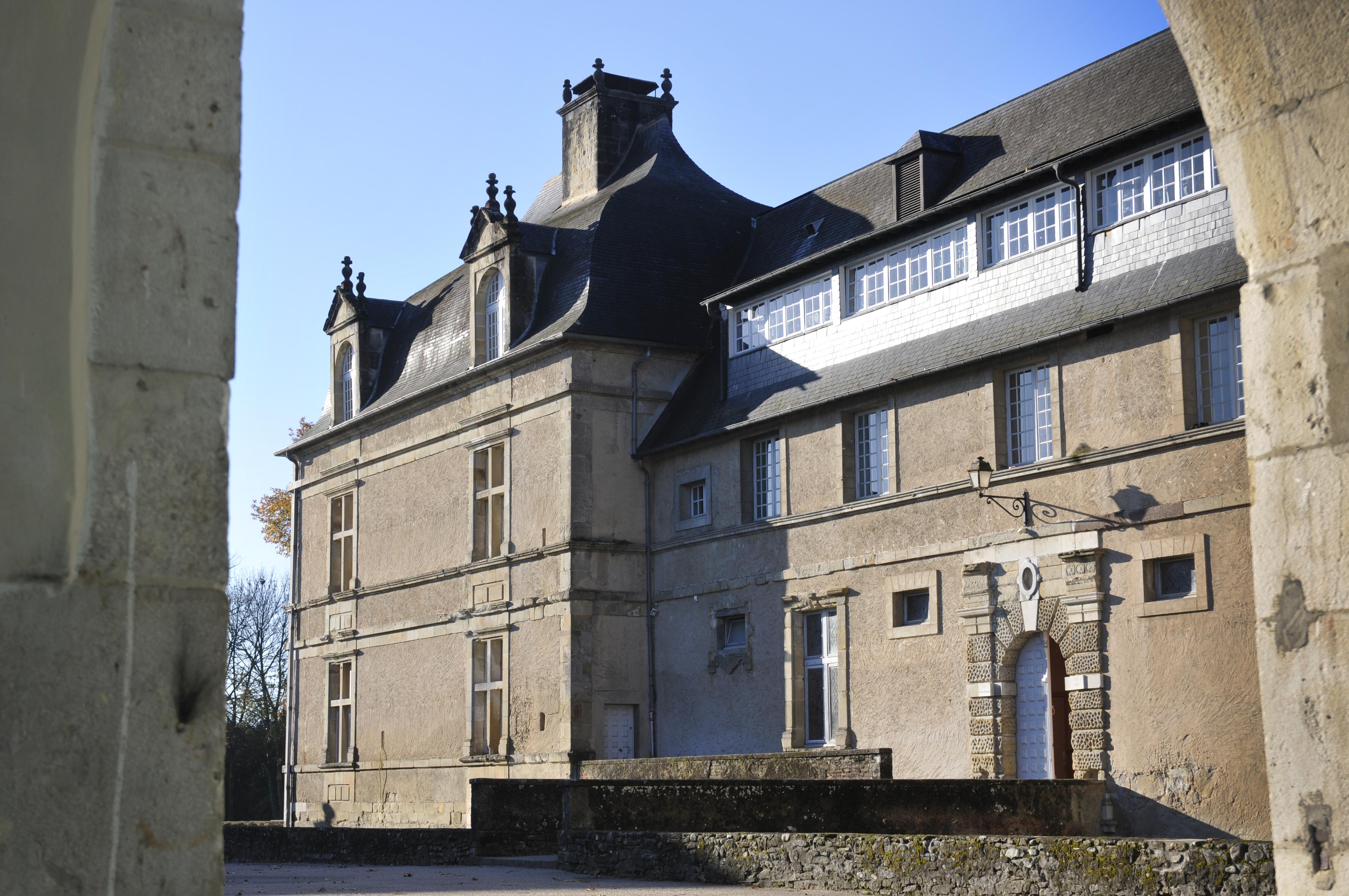 château d'Audaux - Ets Ste-Bernadette