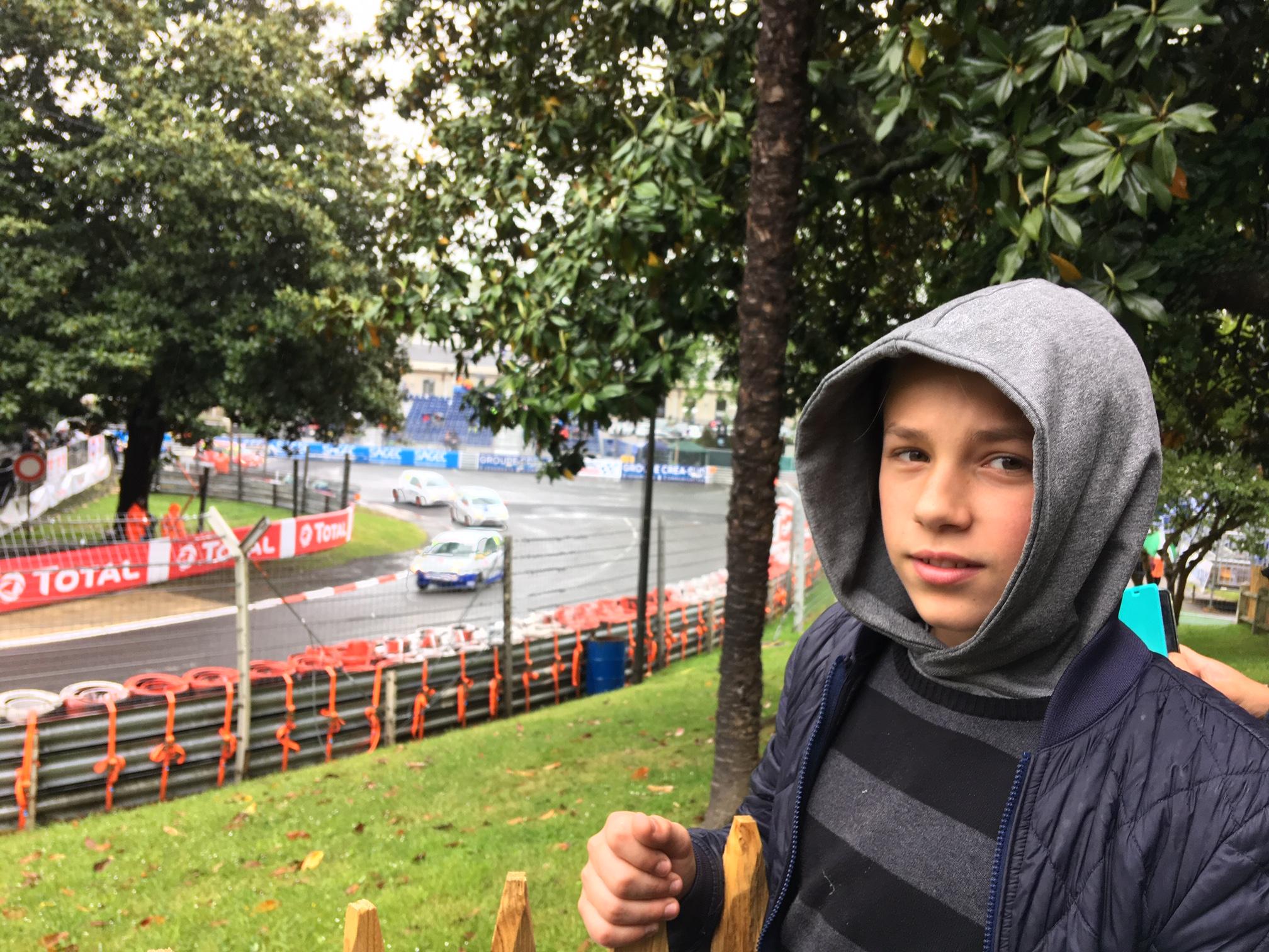 Grand Prix de Pau pour les élèves de 4ème du Collège Sainte-Bernadette de Pau